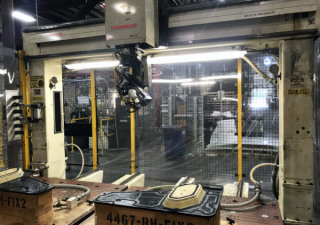 Used Thermwood 5 Axis Cnc Router C67Dt, New In 1997, Dual 5′ X 5′ Tables