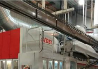 Used Sidel Sbo 14 Series 2 Stretch Blow Molding Machine