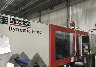 Used 155 Ton Cincinnati Milacron Ferromatik Nt 175-300 Injection Molding Machine