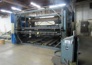 Used Shuman Hxj Dhp 8′ X 10′ Forming Area Single Station Thermoformer