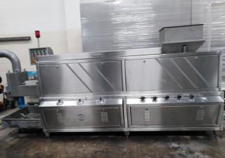 CMT / GEA  FL 1400 Cheese Cooking, Stretching and Moulding