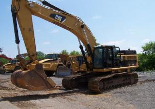 Excavatrice CAT 345DL 2010