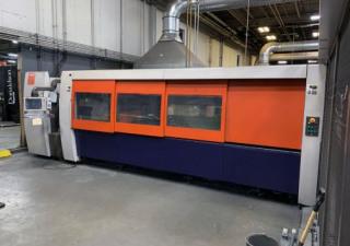 6000 Watt Bystronic BySpeed PRO3015 CO2 Laser