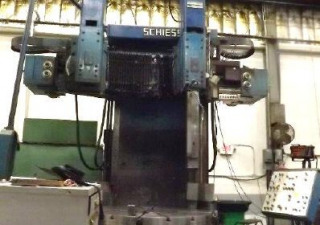 71″ Schiess Vertical Boring Mill