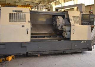 Lb35Ii/1500 Okuma Cnc Turning Center