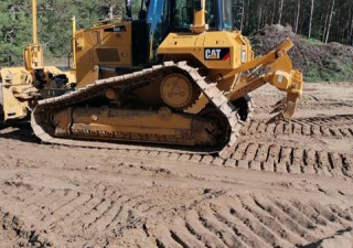 Caterpillar D 6 N LGP (12001425) MIETE RENTAL