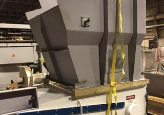 Vecoplan Rg42/40 Xl Pv Shredder W/ Conveyor