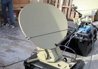 Antenne Fly Away AVL-Cobham .75m