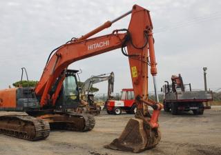 Hitachi Zx210Lc