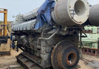 DEUTZ SBV 12M 628 Marine Diesel Engine FOR SALE