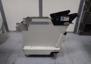 Universal Feeder Bank Removal Carts