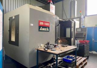 Awea BM 1600 Machining center - vertical