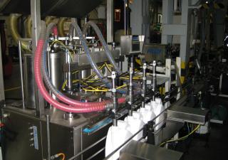 Turkish Liquid Filling Machine
