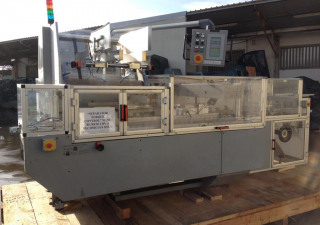 Used BFB IMA  Mod. TP60 - TRAY FORMING FILLING MACHINE