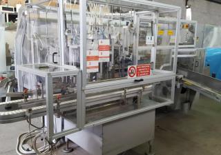 Used CAM AVC Cartoning machine / cartoner - Vertical