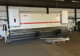 DENER SMART XL 6000/220t Press brake cnc/nc