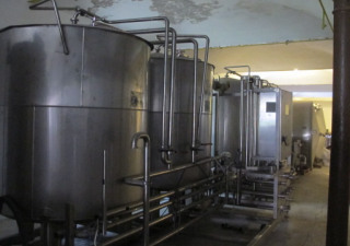 DÖHLER SYRUP ROOM 2×8000 l/h, like new