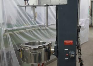 FRYMA  Mod. VME-6 - Turboemulsifier mixer used