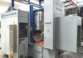 Gleason Pfauter  GP300ES Gear shaping machine