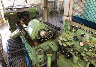 Grob ZRM9 Gear milling machine