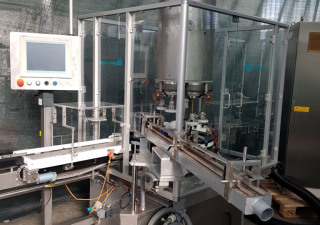 GRONINGER   Mod. KVK 106 - Automatic capping machine for bottles and tubes used