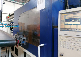 Haitian ZHAFIR VE 4100 Injection moulding machine (all electric)