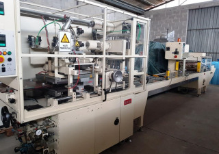 ILLIG  MOD. HSA50B - Thermoforming machine used