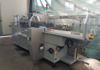 IMA  Mod. K150/C - Automatic horizontal cartoner used