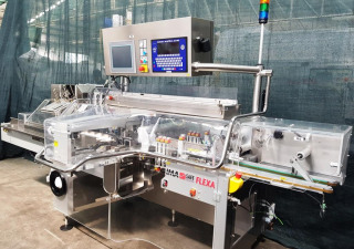 IMA SAFE   mod.  FLEXA CSD - Automatic horizontal cartoner used