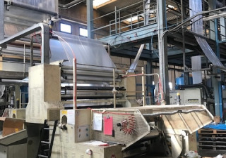 Used MAM S3/698M HP Extrusion line