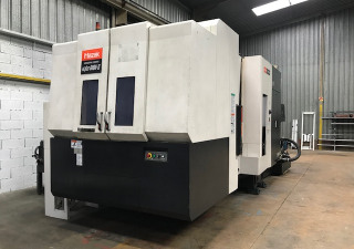 Mazak HCN 6000 II Machining center - horizontal