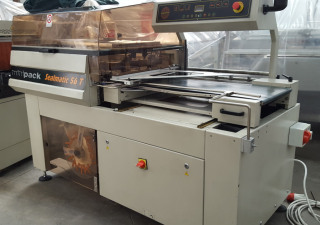 Minipack Torre Sealmatic 56T Shrink wrap machine