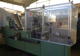 PARTENA-CAM  Mod. M 82/BF - AUTOMATIC BLISTERING MACHINE