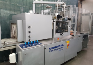 SKINETTA   Mod.  ASK 450T - Overwrapping machine used