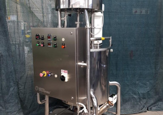 Tecninox 110 LT - Heated mixing tank used