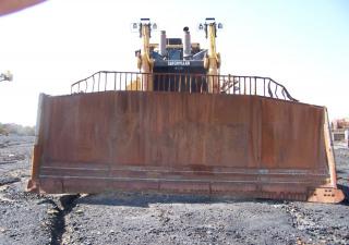 2008 CAT D11T Crawler Tractor