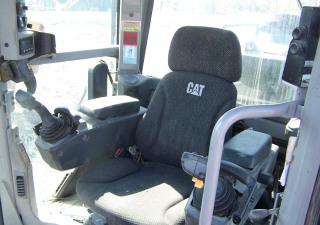 Niveleuse de moteur CAT 16M 2012