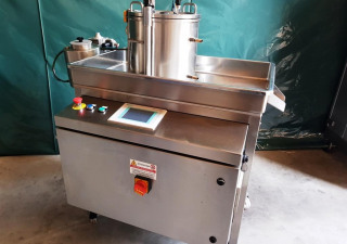 VETRACO  Mod. MC4A - Powder blender with vaporiser used