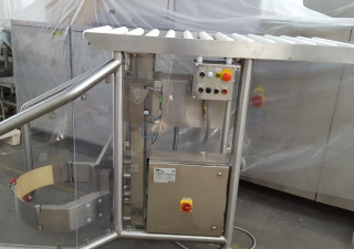 VIMA IMPIANTI    Mod. BSD+CCM-I - Bag dumping station with cone mill and drum tilting station used