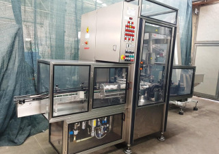 Zalkin CA5 300 NG - Automatic capping machine used