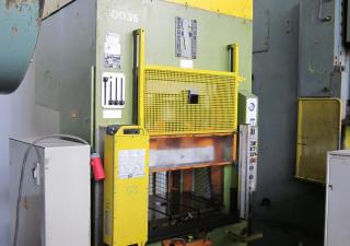 HANS SCHOEN UTE-B (UVV) Hydraulic Press