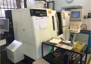 CNC lathe DMF CTX 310 eco