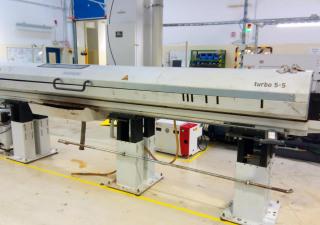 Bar feeder FMB Turbo 5-55/4200