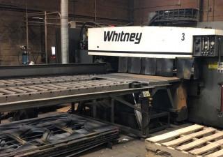 40 Ton W.A. Whitney