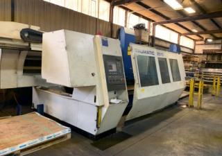 Trumpf L2510XL, 2500 WATT, 4' x 10' Laser with Automatic Sheet Load/Unload,2006