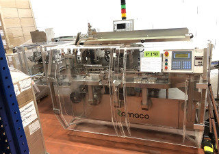 Romaco Promatic P-150 Horizontal Cartoner