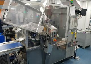 Remplisseuse de tubes en plastique Norden NM 700 HA
