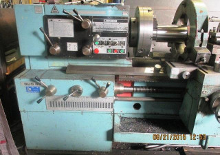 "TOS SUS-63 24"" x 130"" Manual Engine Lathe"
