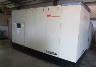 Compresseur d'air Ingersoll Rand 250 HP à 2 étages