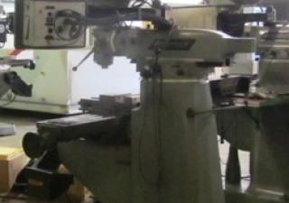 Bridgeport Series 1 3-Axis CNC Knee Milling Machine